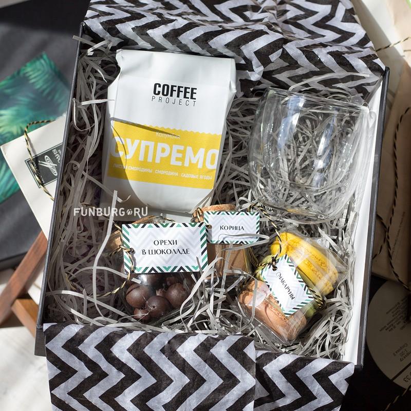 Подарочный набор «Кофейный» фото
