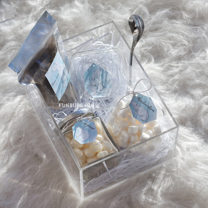 Подарочный набор «Ледяной» фото