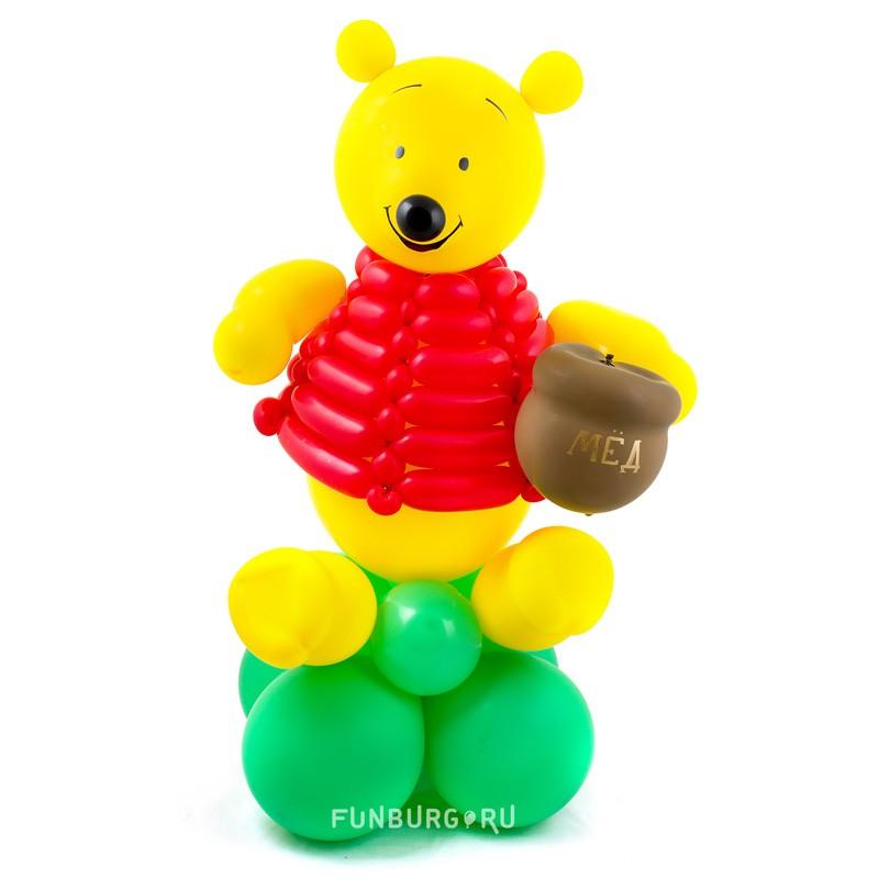 Купить Фигура из шаров «Винни-Пух»
