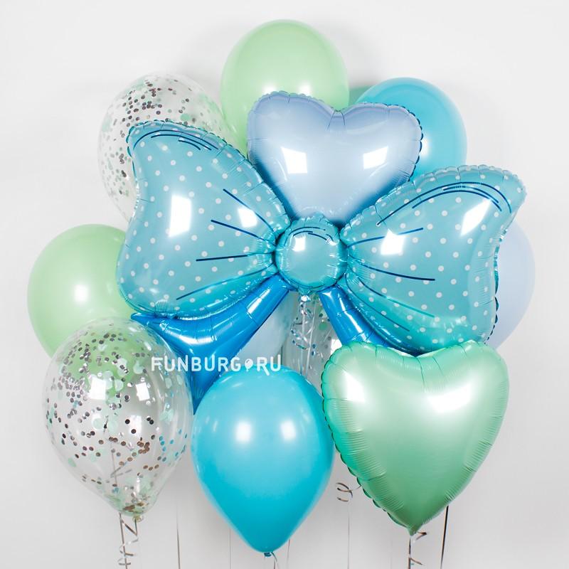 Купить Набор шаров «Для мальчика»