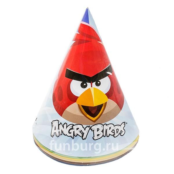 Колпачки «Angry Birds» фото