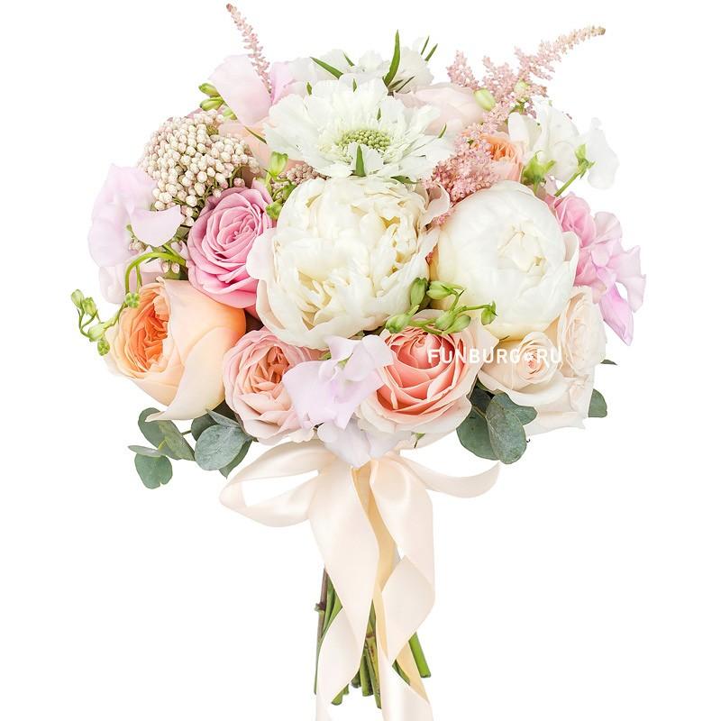 Букет невесты «Рококо»