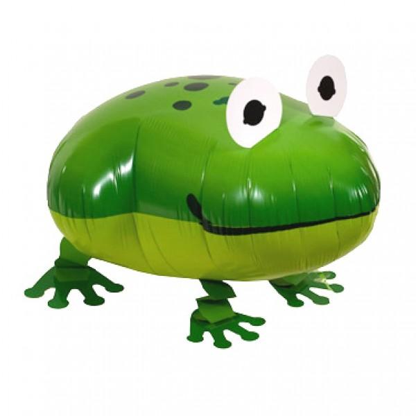 Ходящий шар «Лягушка» фото