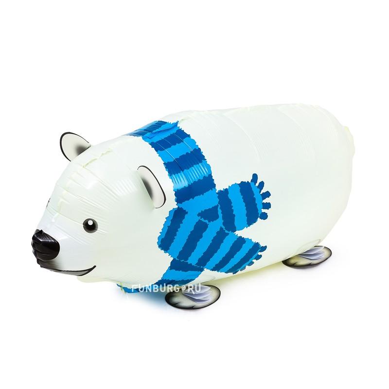 Ходящий шар «Полярный медведь»