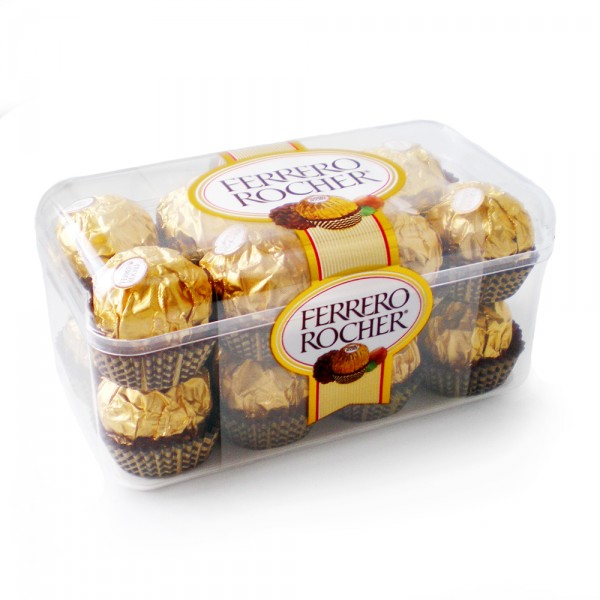 Конфеты «Ferrero Rocher» фото