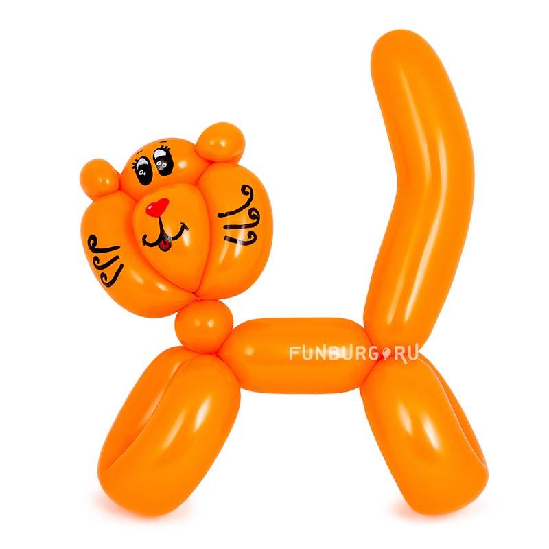 Фигура из шаров «Лев» фото