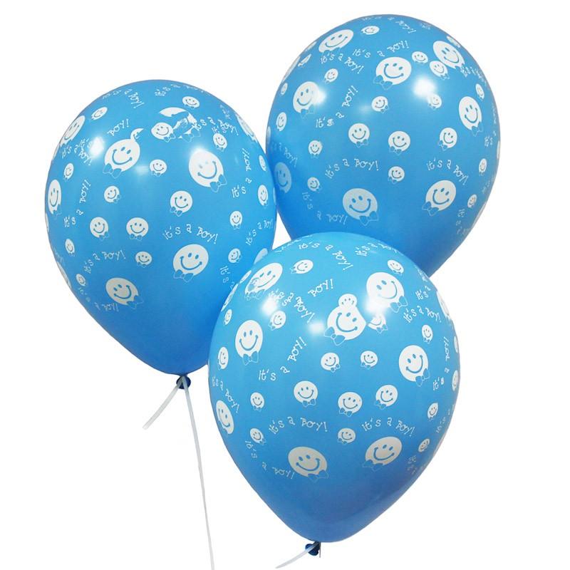 Воздушные шары «Это мальчик!» фото