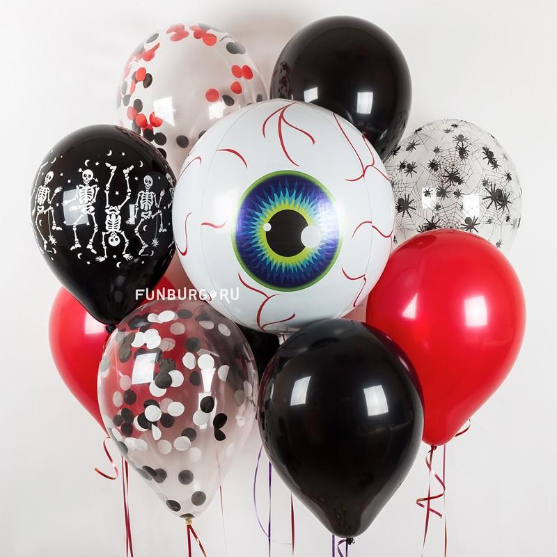 Купить Набор шаров «Глаз»