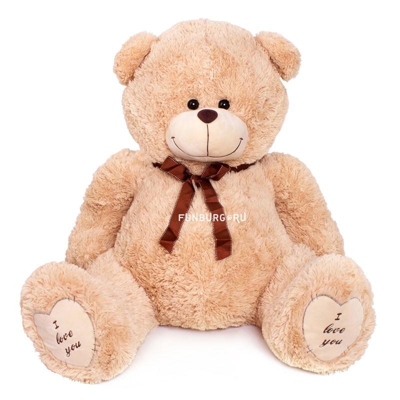 Большой медведь «Марк» фото