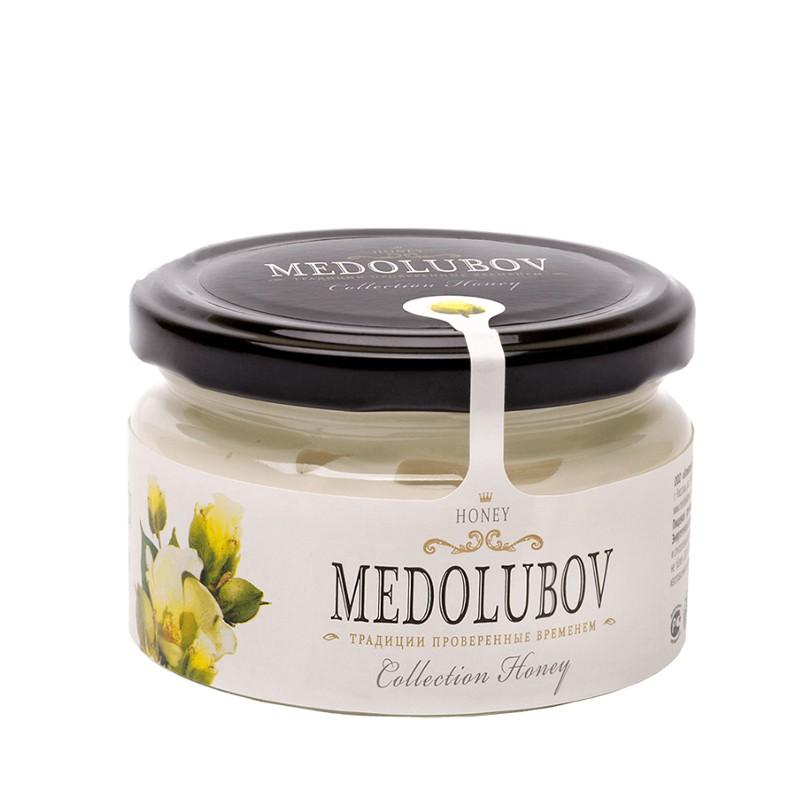 Крем-мед Медолюбов «Хлопковый» фото