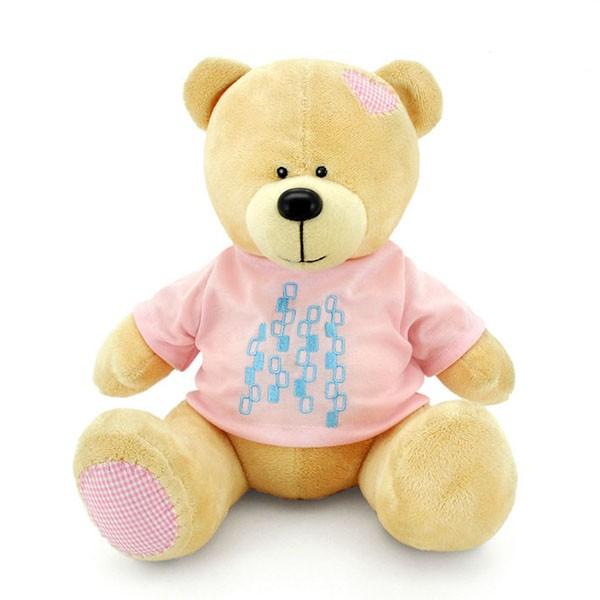 Мягкая игрушка «Бежевый медведь Топтыжкин»Orange<br>Бренд: Orange exclusiveРазмер:  20 или 30 см<br>