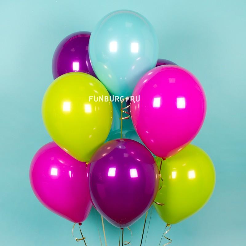 Купить Ассорти дизайнерских шаров «Конфетти»