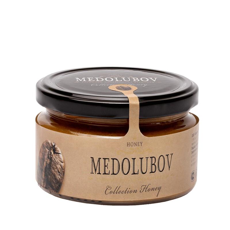 Крем-мёд Медолюбов «Кофе» фото