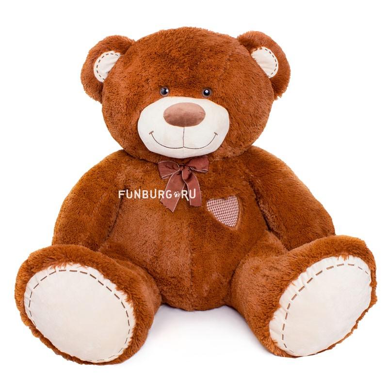 Большой медведь «Сэм»