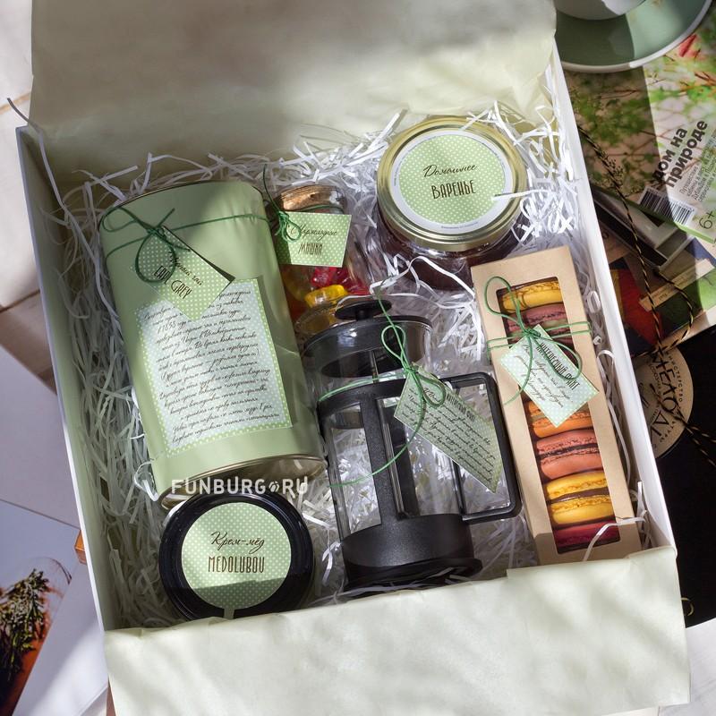 Подарочный набор «В теплой компании» фото