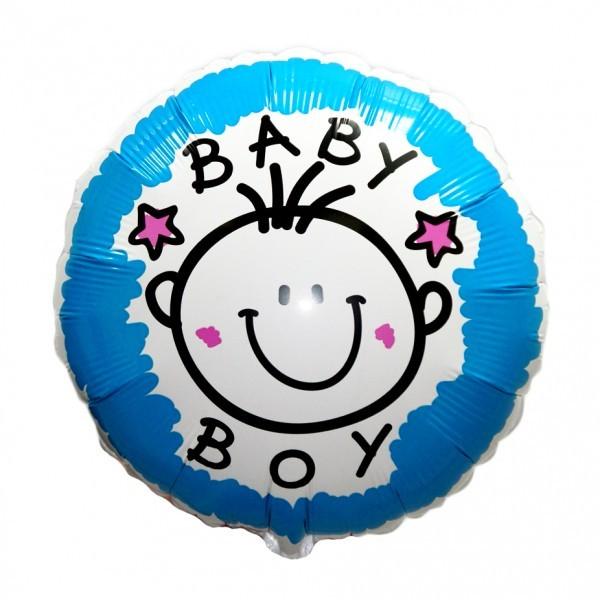 Шар из фольги «Baby Boy» фото