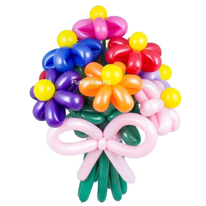 Купить Фигура из шаров «Апрельский букет»