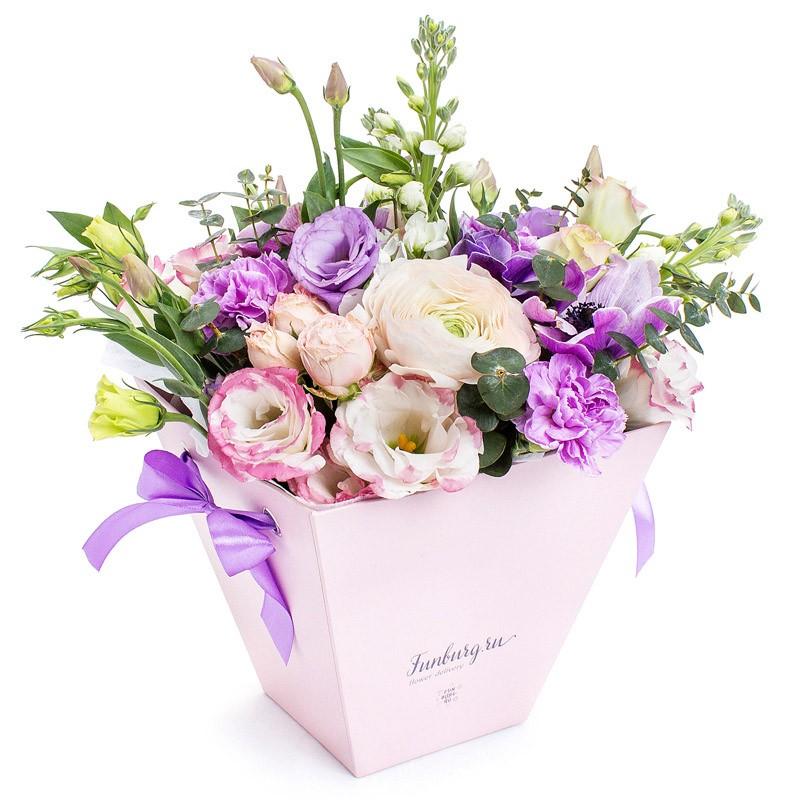 Цветы в тальменке