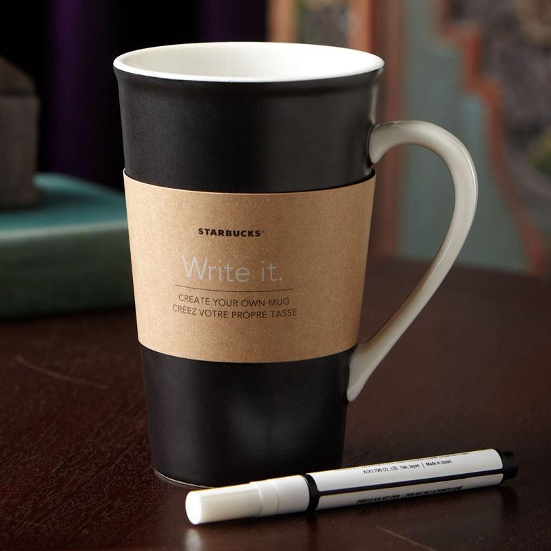 Керамическая кружка «Black Starbucks» фото