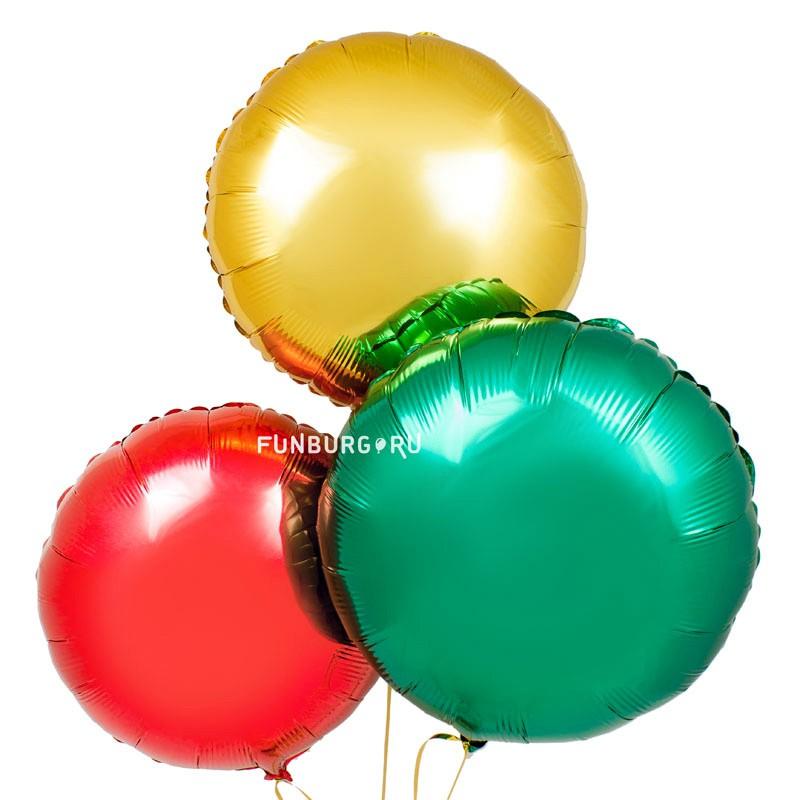 Купить Набор шаров «Ёлочные игрушки»