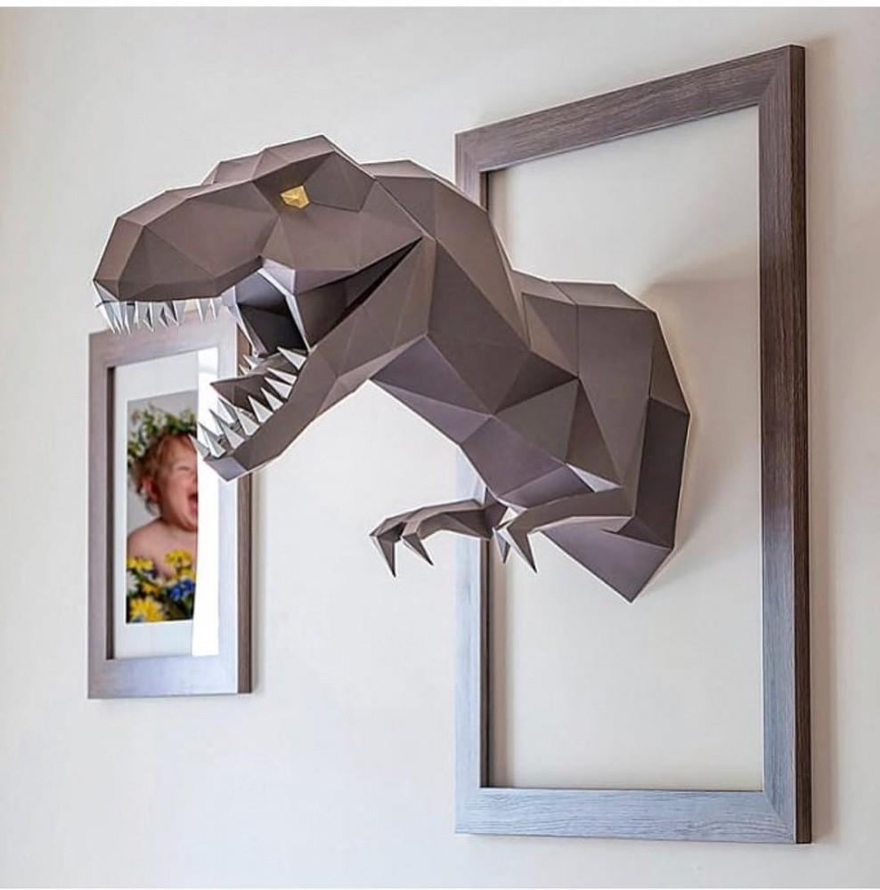 3D-конструктор «Динозавр Завр» фото