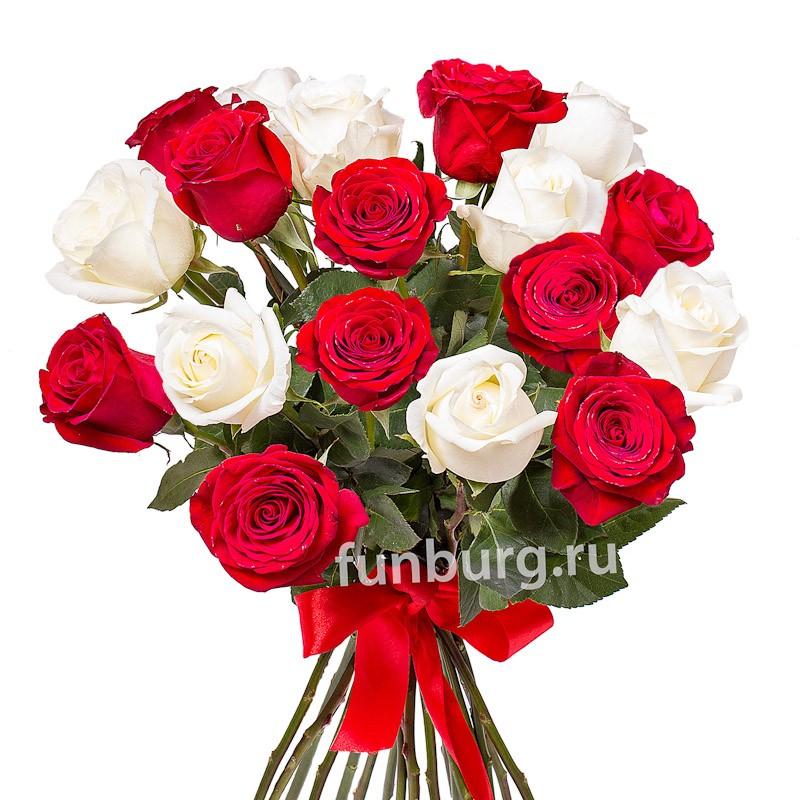Букет роз «Моей милой»
