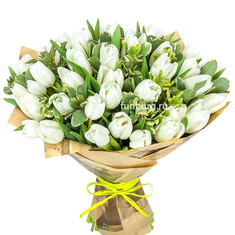 Букет тюльпанов «Амели»