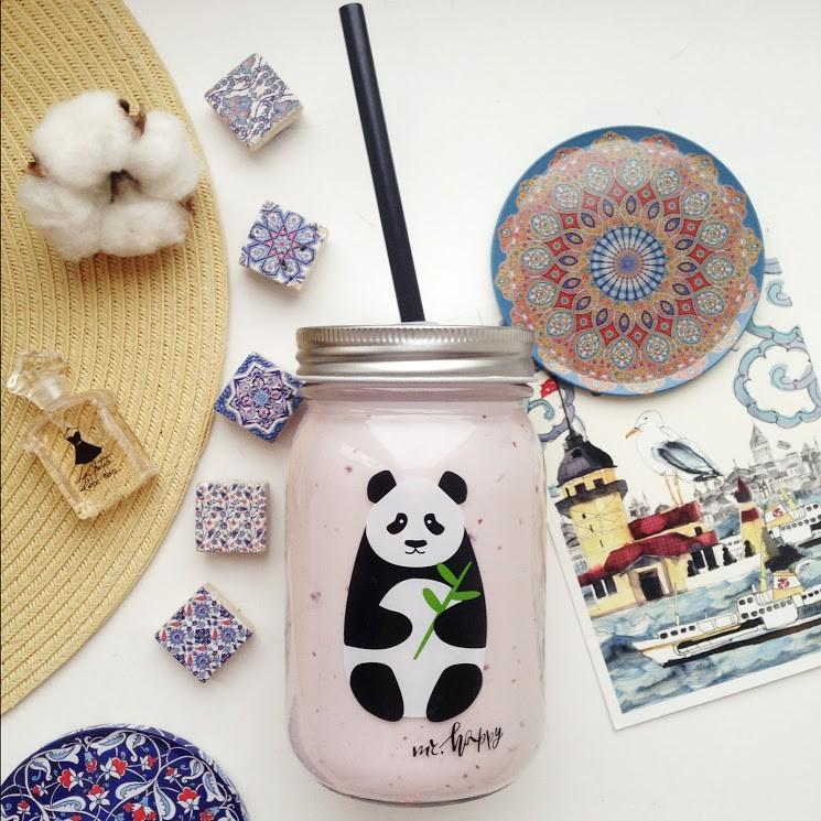 Купить Баночка «Mr. Happy» Панда