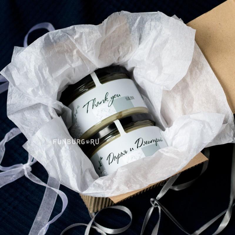 Подарок для гостей «Медовый» фото