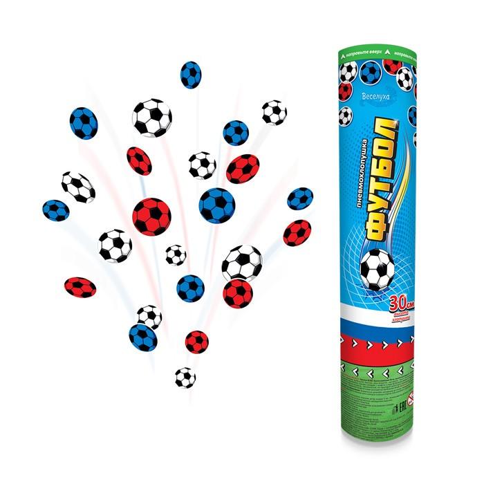Пневмохлопушка (30 см) «Футбол» фото