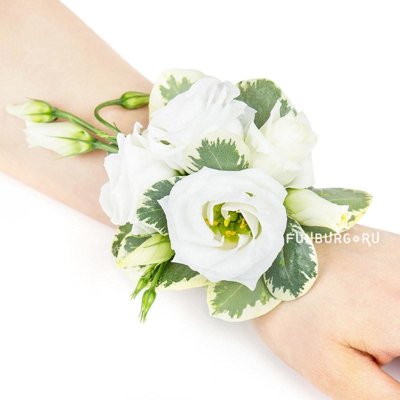 Цветочный браслет №2 фото