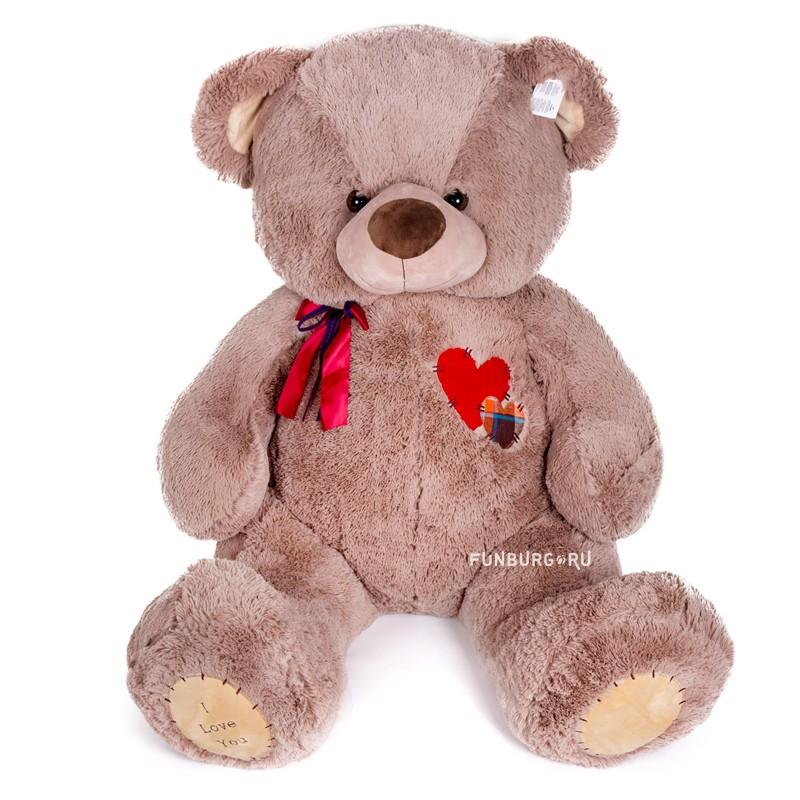 Купить Большой медведь «Джек»