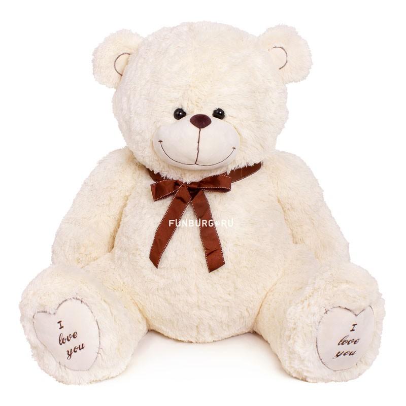 Большой медведь «Тедди» фото