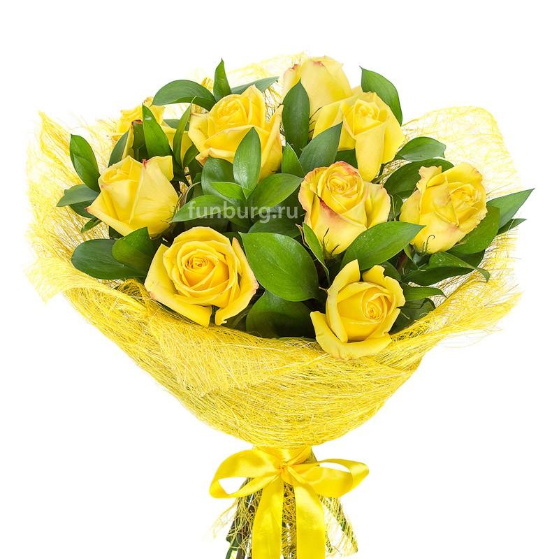 Букет роз «Жоржетта»