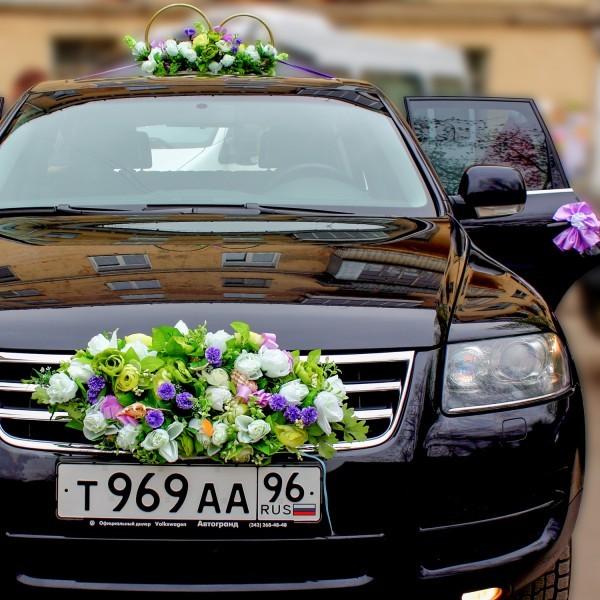 Оформление автомобиля №6 фото