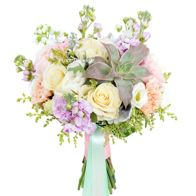 Купить Букет невесты «Шарлотта»