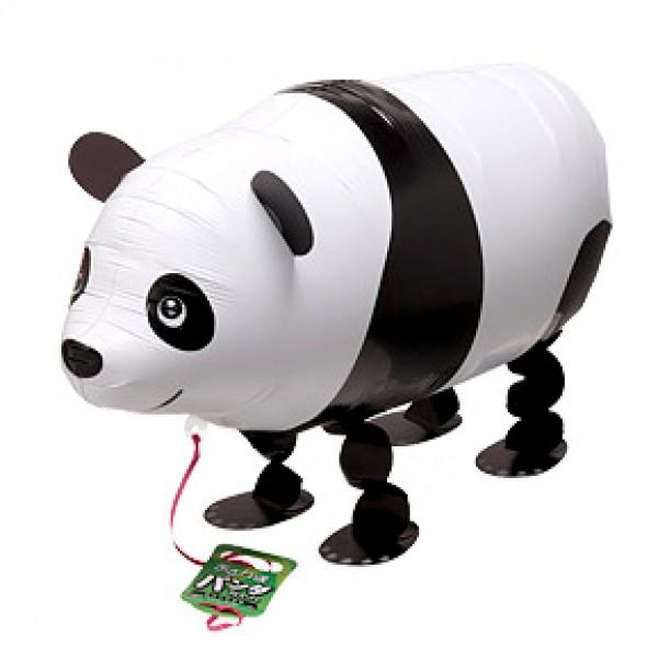 Ходящий шар «Панда»Ходящие шары<br>Размер: 60 см (82) Производитель: S.A.G. Balloons, Япония<br>