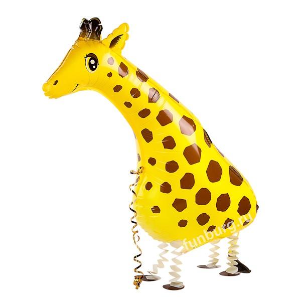 Ходящий шар «Жираф»Ходящие шары<br>Размер: 71 см<br>