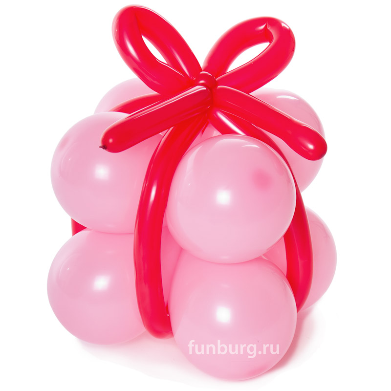 Как подарить воздушный шарик