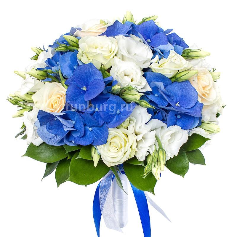 Букет невесты «Муза»Букеты невесты<br> <br>Диаметр:<br><br><br>20-23 см<br><br>