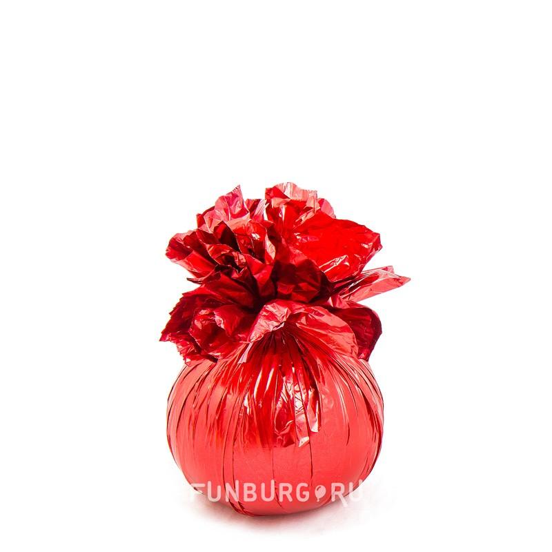 Красный грузикГрузики<br> <br>Состав:<br><br><br>1 воздушный шар (5, Колумбия), полисилк, вода из артезианской скважины, тепло наших рук<br><br>