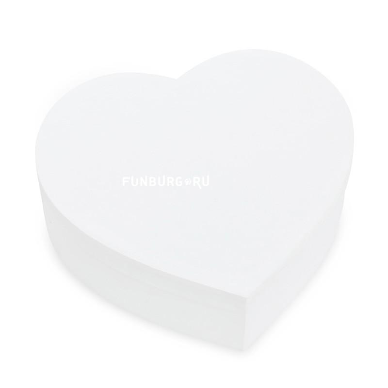 Подарочная коробка «Сердце»Упаковка подарков<br> <br>Размер:<br><br><br>30х30х11 см<br><br><br> <br>Материал:<br><br><br>картон<br><br><br> <br>Возможные цвета:<br><br><br>розовый, белый<br><br>