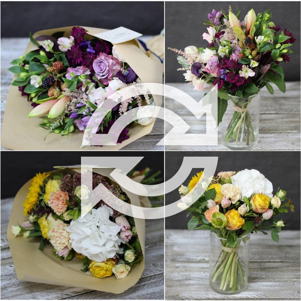 Подписка на цветыЦветы<br> <br>Состав:<br><br><br>4 доставки цветов на выбранную сумму<br><br>