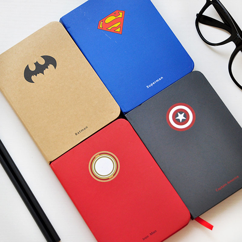 Блокнот «Супергерой»День рождения<br> <br>Размер:<br><br><br>10?2?14,5 см<br><br>