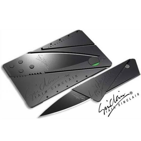 Нож-визитка «CardSharp»Гаджеты<br>Размер:  8,5&amp;#215;5,4&amp;#215;0,2 см Вес:  13 гМатериал:  пластик, металл<br>
