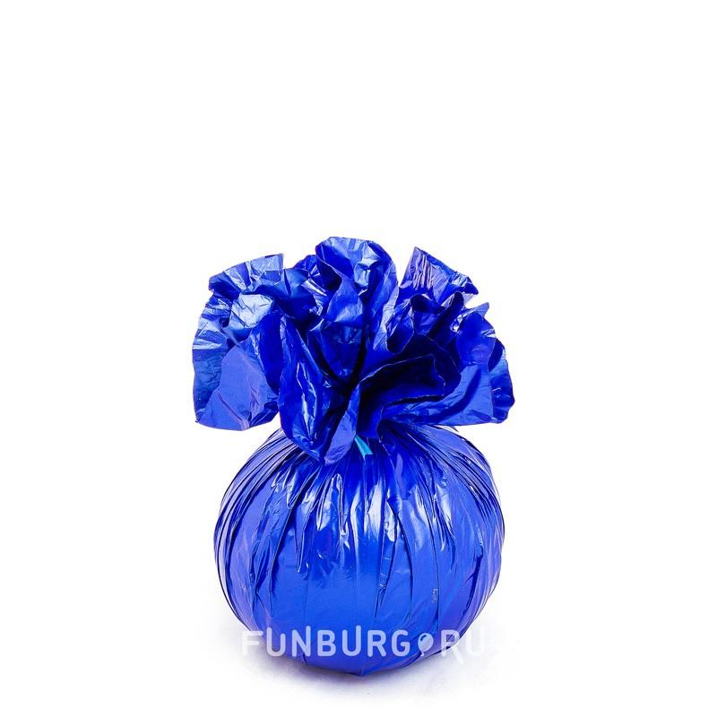 Синий грузикГрузики<br> <br>Состав:<br><br><br>1 воздушный шар (5, Колумбия), полисилк, вода из артезианской скважины, тепло наших рук<br><br>