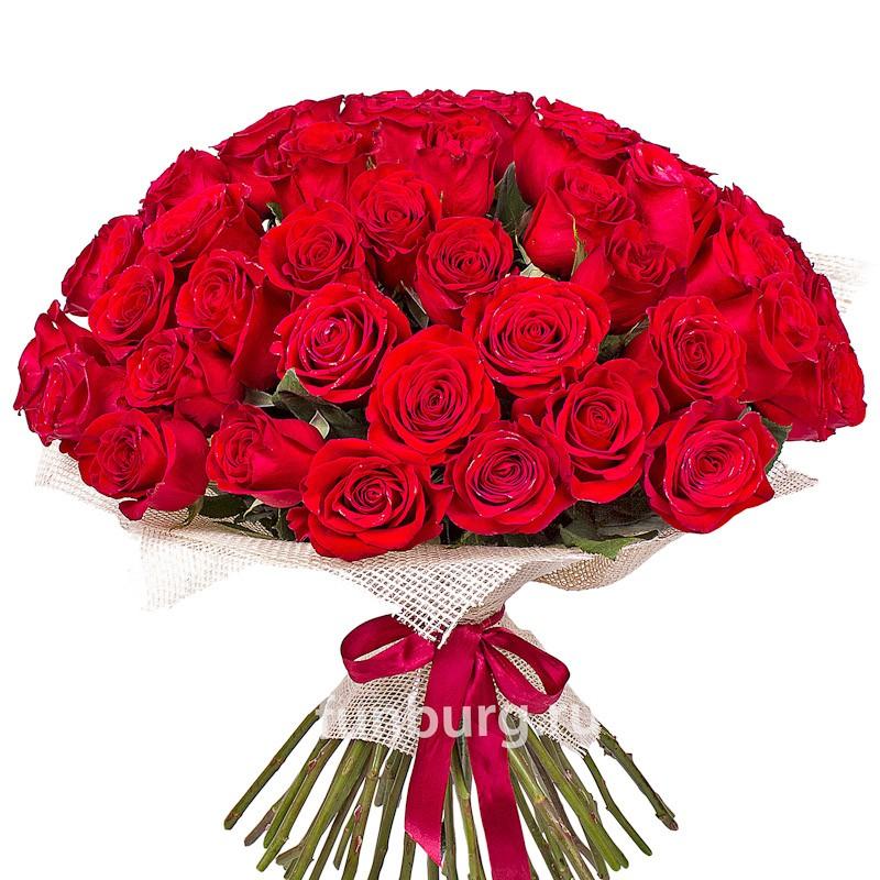 Букет роз «Казанова»с розами<br>возможен выбор цвета роз<br>