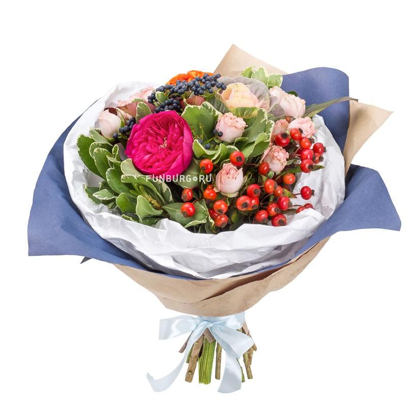 Букеты из цветов екатеринбурга
