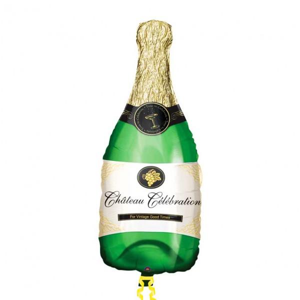 Шар из фольги «Бутылка шампанского»Новый год<br>Размер:35?91 смПроизводитель: Anagram, США<br>
