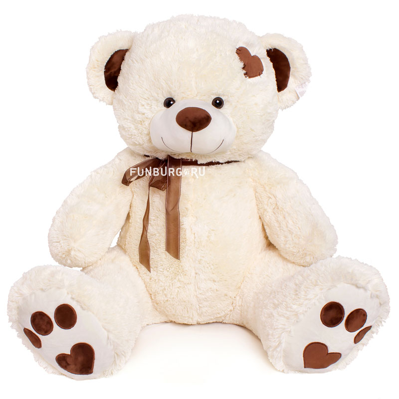 Большой медведь «Том»Большие медведи<br>Размер: 120 см <br>